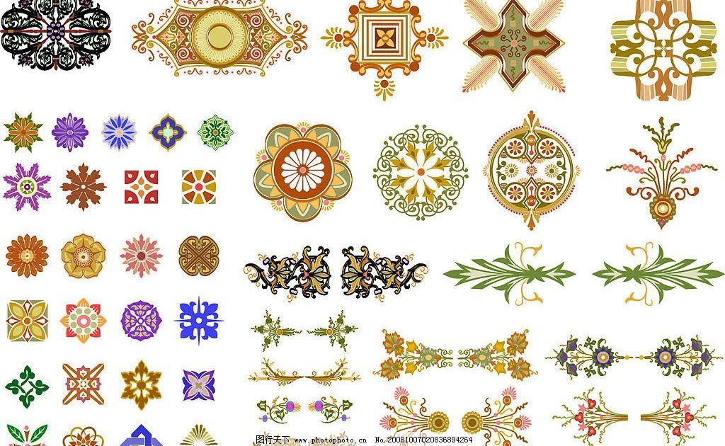 中国古典花纹 中国 古典