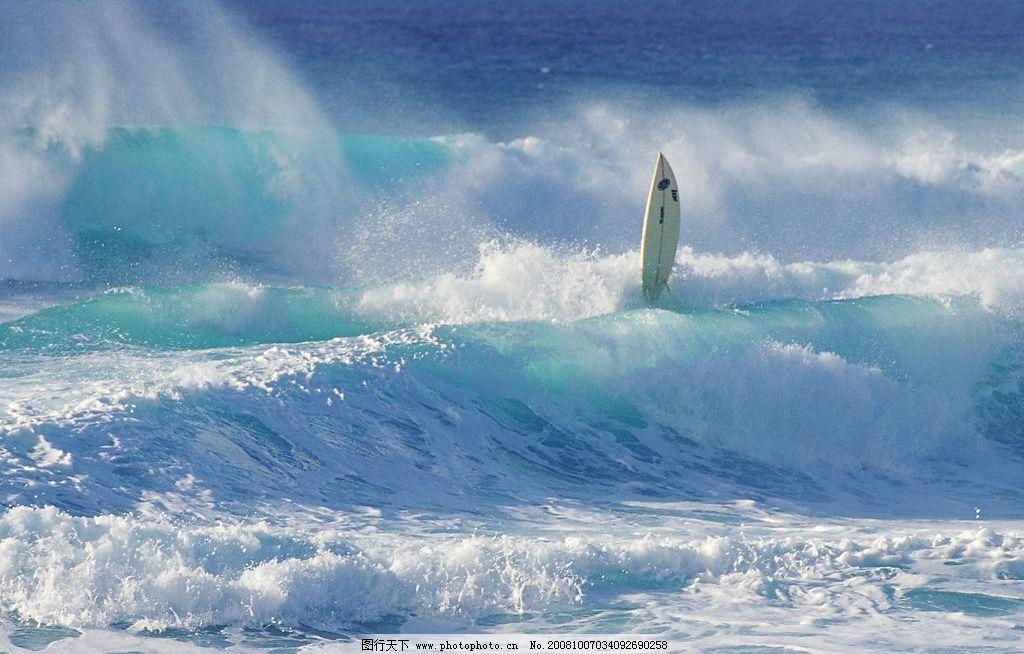海浪 橡皮章素材