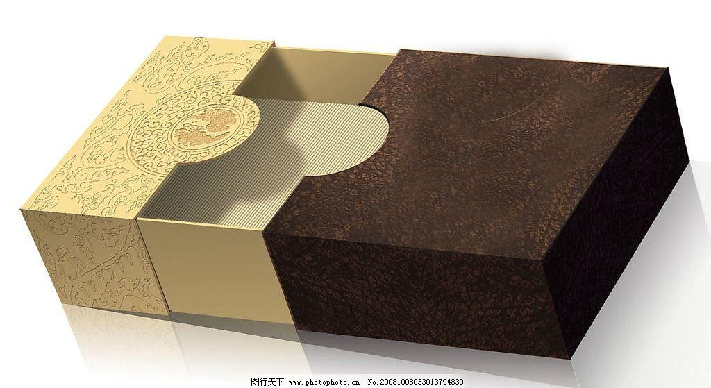 礼品盒设计 psd分层素材 源文件库 300dpi psd