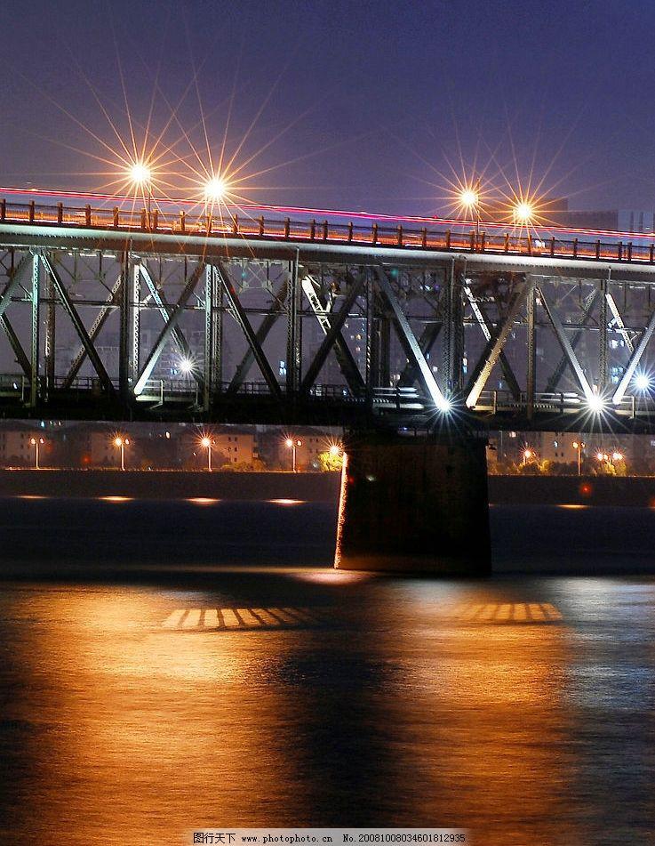 钱塘江大桥 自然景观 风景名胜 摄影图库 300dpi jpg