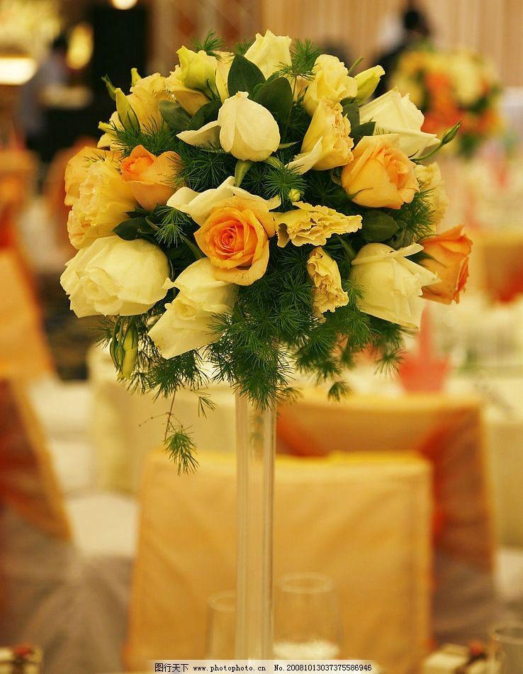 婚庆鲜花图片图片