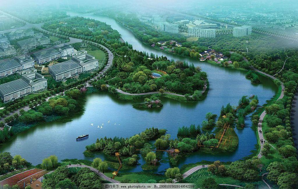郊野生态公园图片