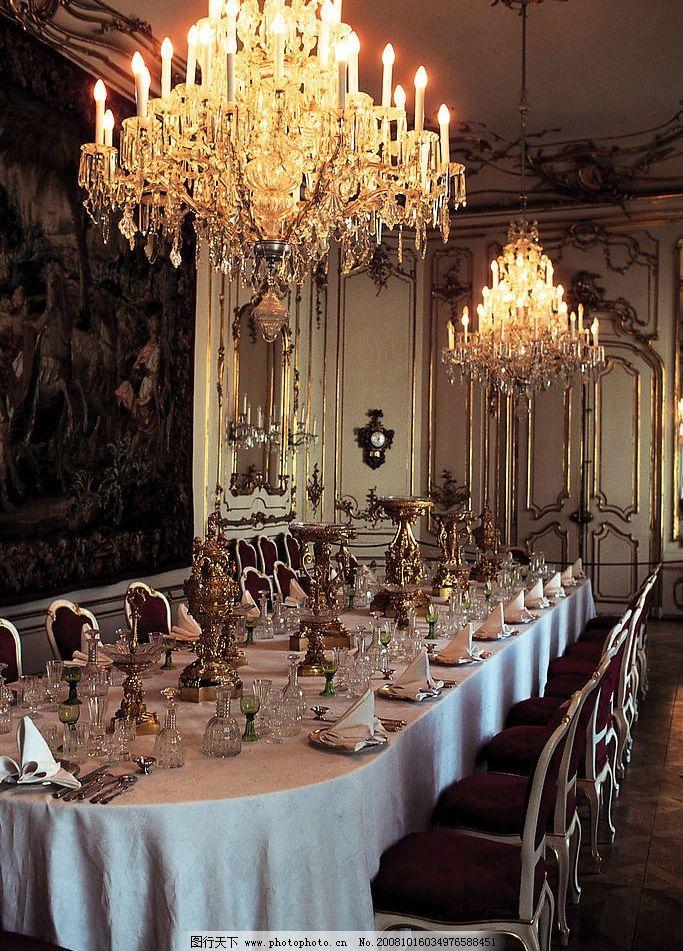 欧式餐厅图片,室内装修 高档餐厅 豪华餐厅 自然景观