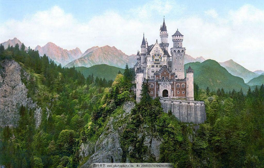 欧洲城堡图片图片