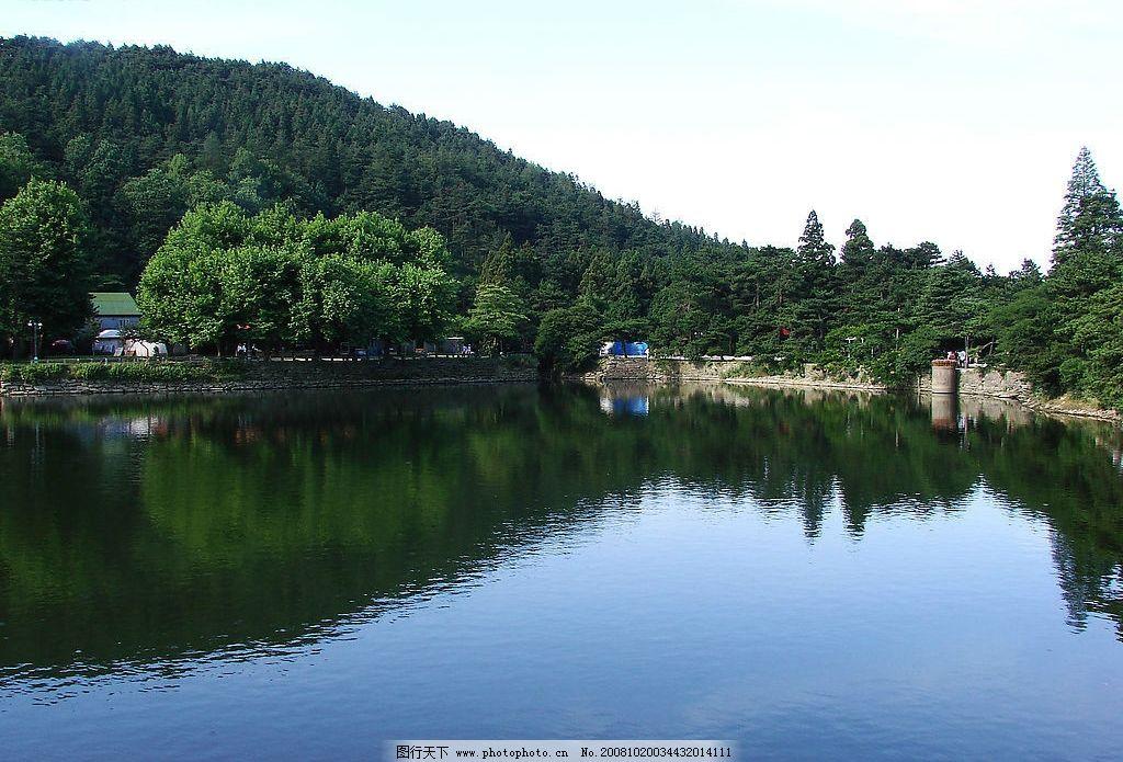 山水风景 自然风景 景观 天空 树 树木 摄影图库