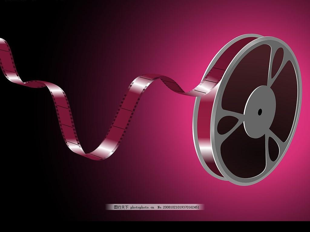 胶卷 矢量电影元素 胶片 图标 矢量素材 矢量图库
