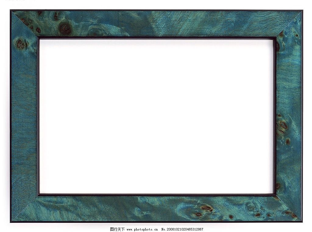 玉石相框2 晶莹剔透 可心 底纹边框 边框相框 高精边框 设计图库 350