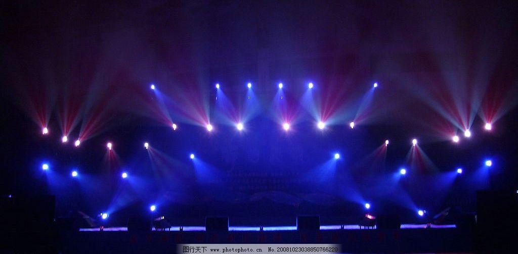 灯光效果 灯光设计 电脑灯效果 文化艺术 影视娱乐 文艺演出剧照 摄影