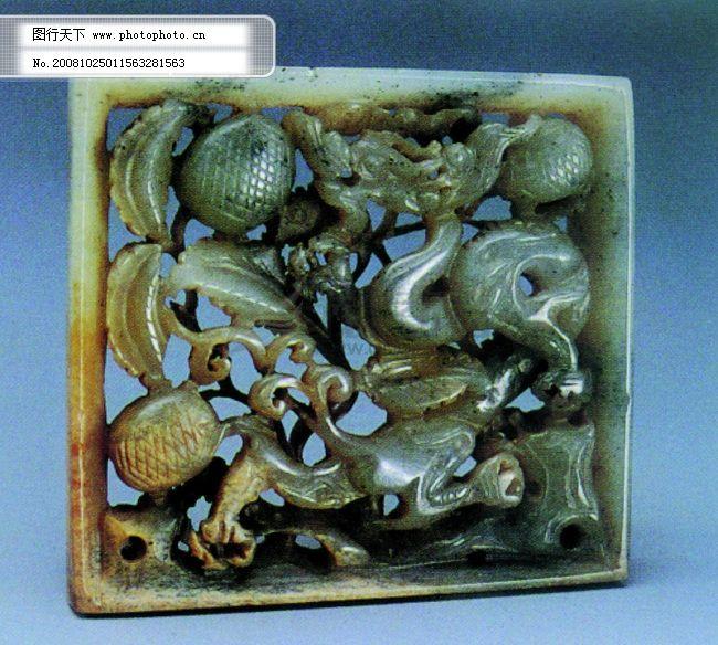 手工艺术品 玉石 玛瑙 琥珀 玉佩 石器 雕塑 雕刻 工艺品 中国风 中国