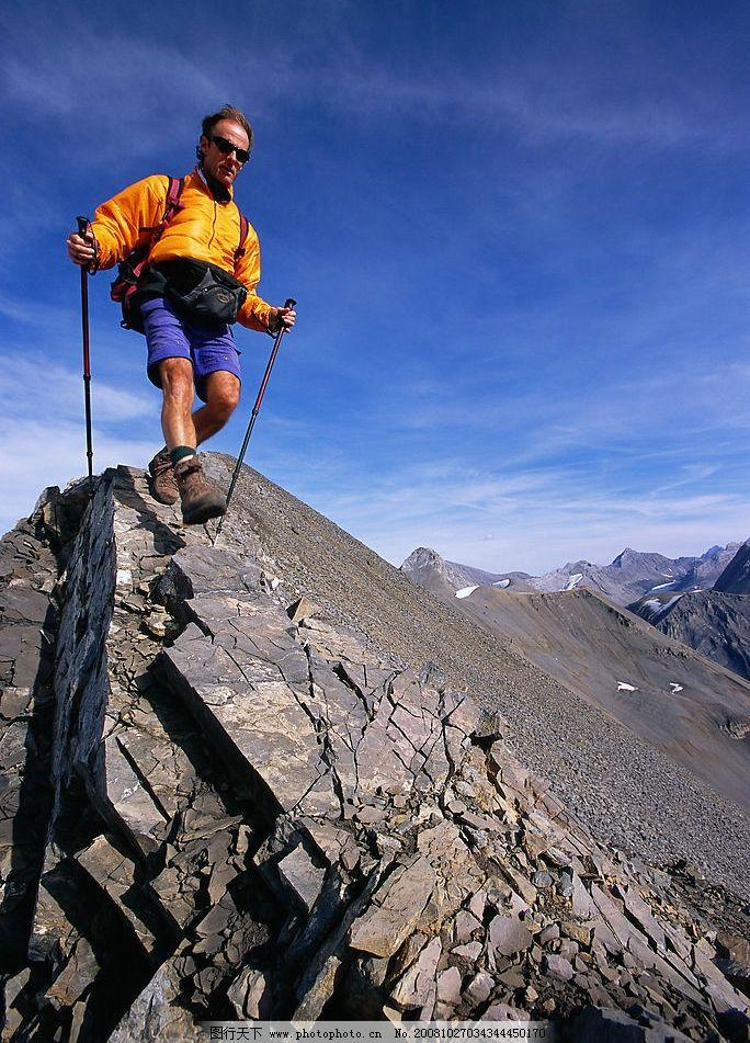 户外登山 户外 爬山 越野 石头 运动 旅游摄影 其他 摄影图库 350dpi