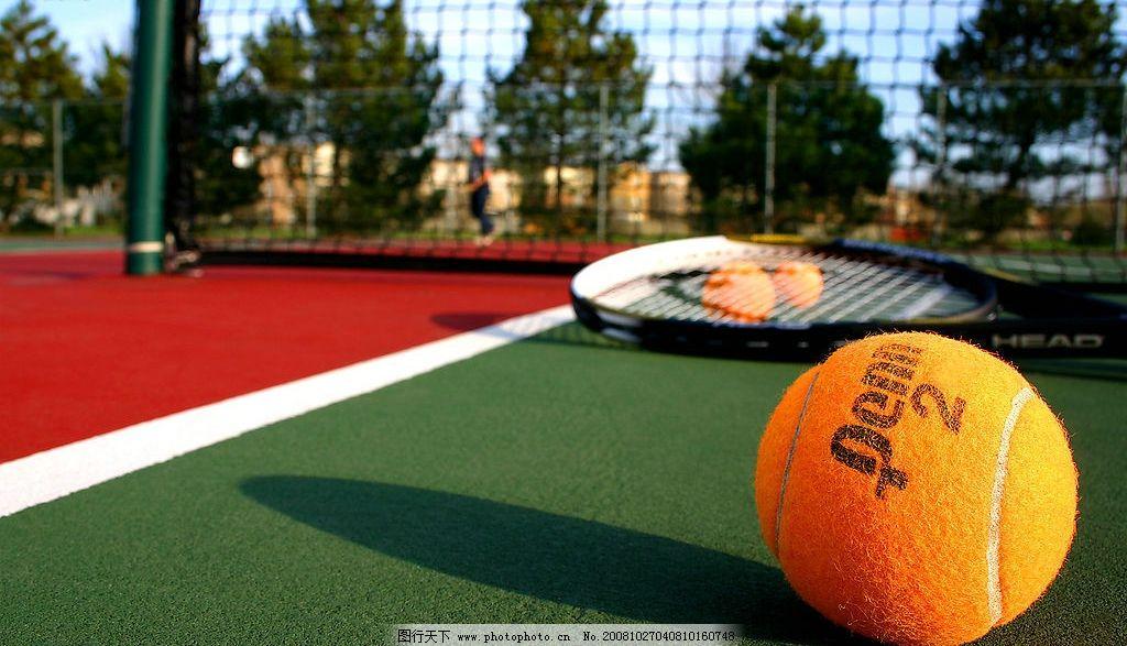 网球场 图片素材 体育类 摄影图库