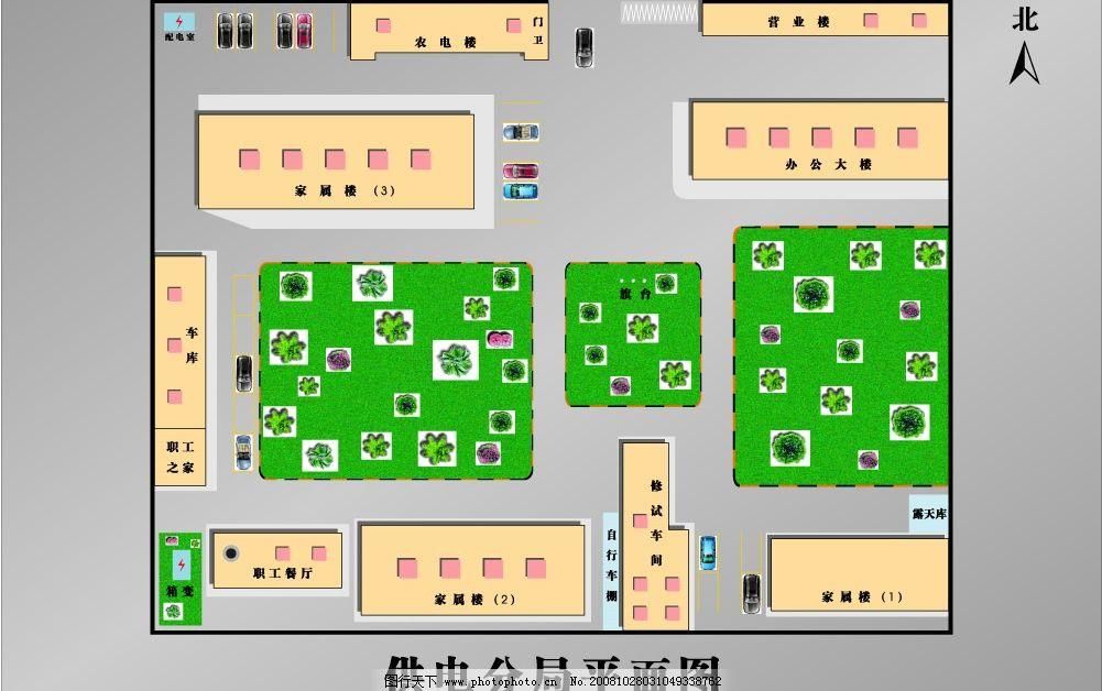 平面图 国家电网 广告设计 其他设计        矢量图库 设计素材 cdr