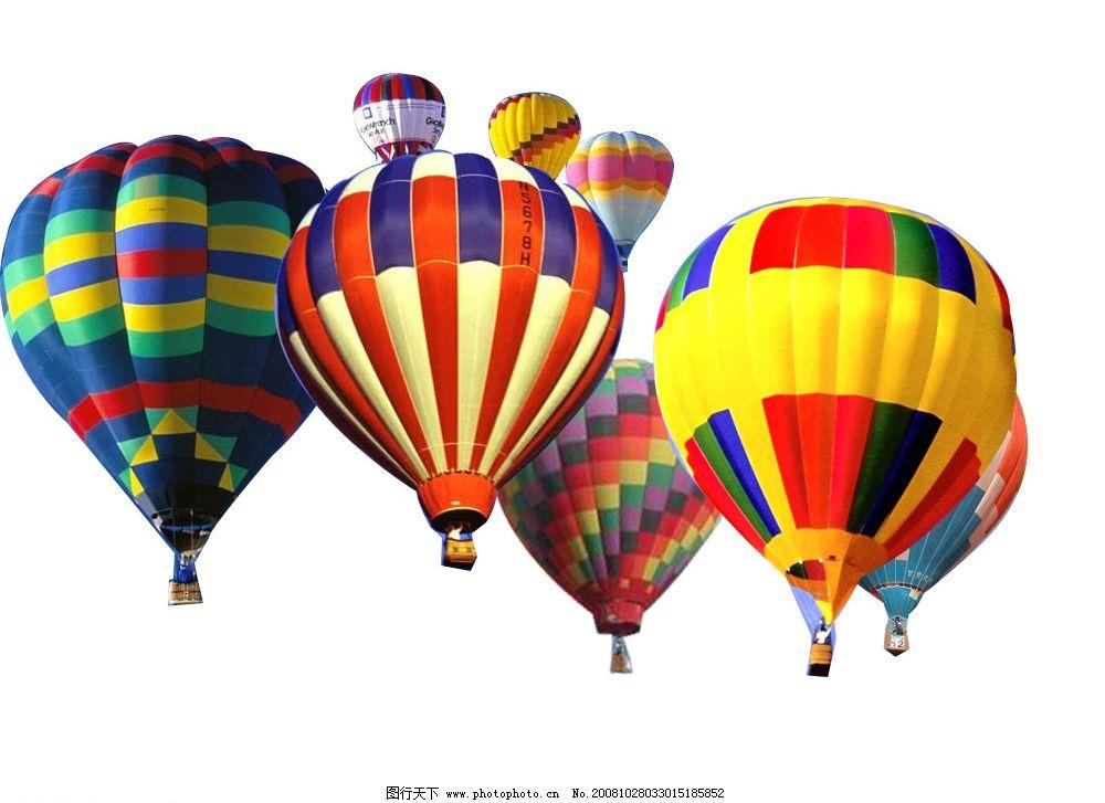 热气球 psd分层素材 源文件库 72dpi psd