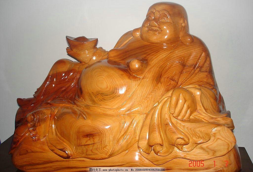 木雕 弥罗佛 其他 图片素材