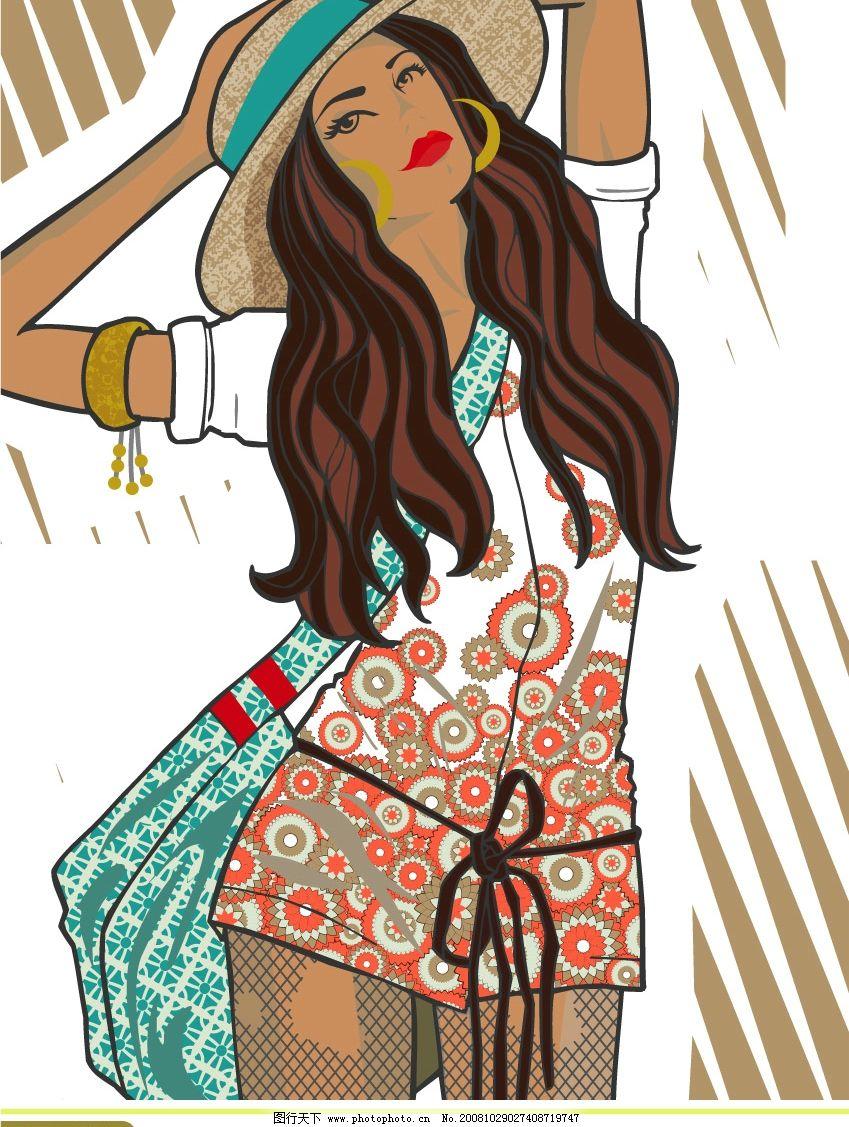 少女服装款式图1图片
