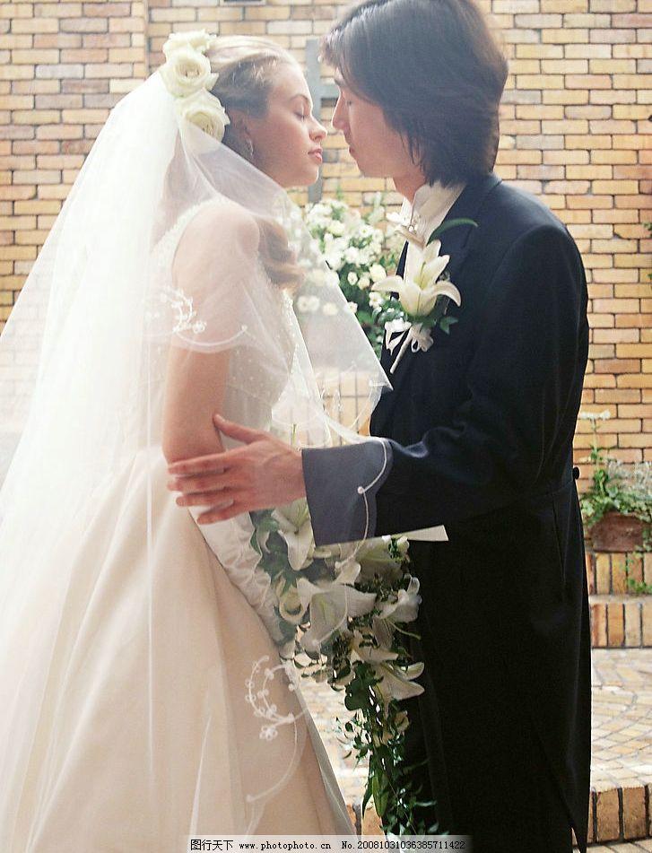 结婚照 新郎新娘 婚纱照 幸福 人物摄影 新娘子 摄影图库