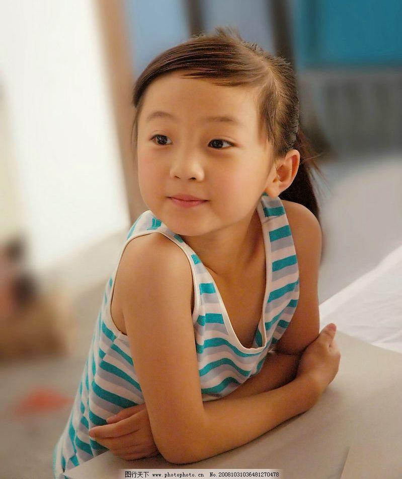 奥运天使林妙可 可爱 女孩 学生 姑娘 童星 儿童幼儿 摄影图库
