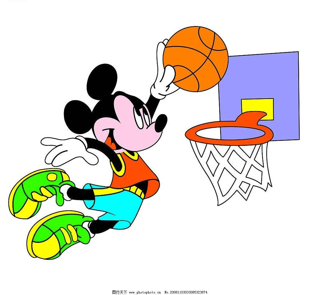 卡通 米老鼠图片