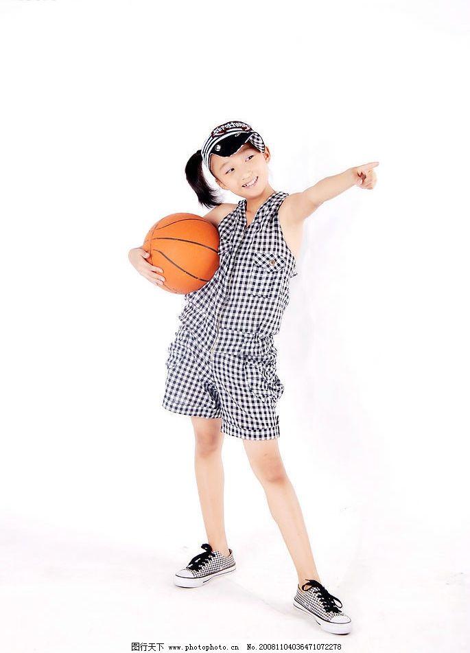 运动装 运动 可爱的小女孩 青春 美女写真 人物图库 明星偶像 摄影
