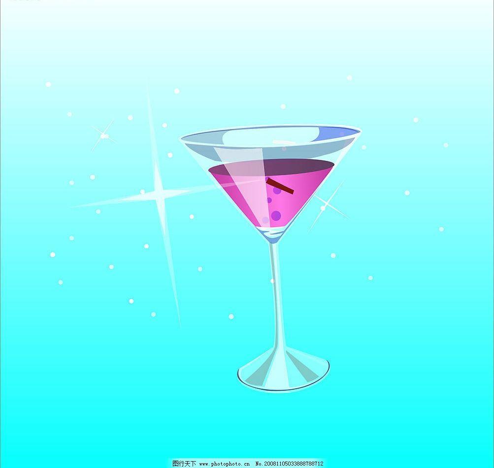 红酒 酒 酒杯 酒水 其他矢量 矢量素材 矢量图库 cdr