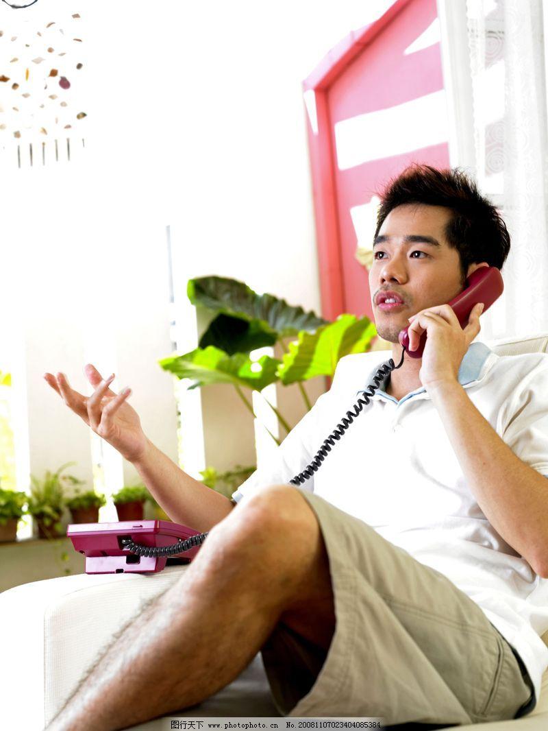 人物 电话情思