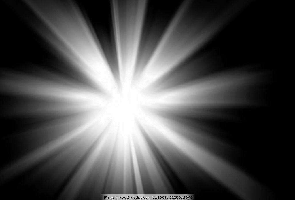 光束和电脑背景素材