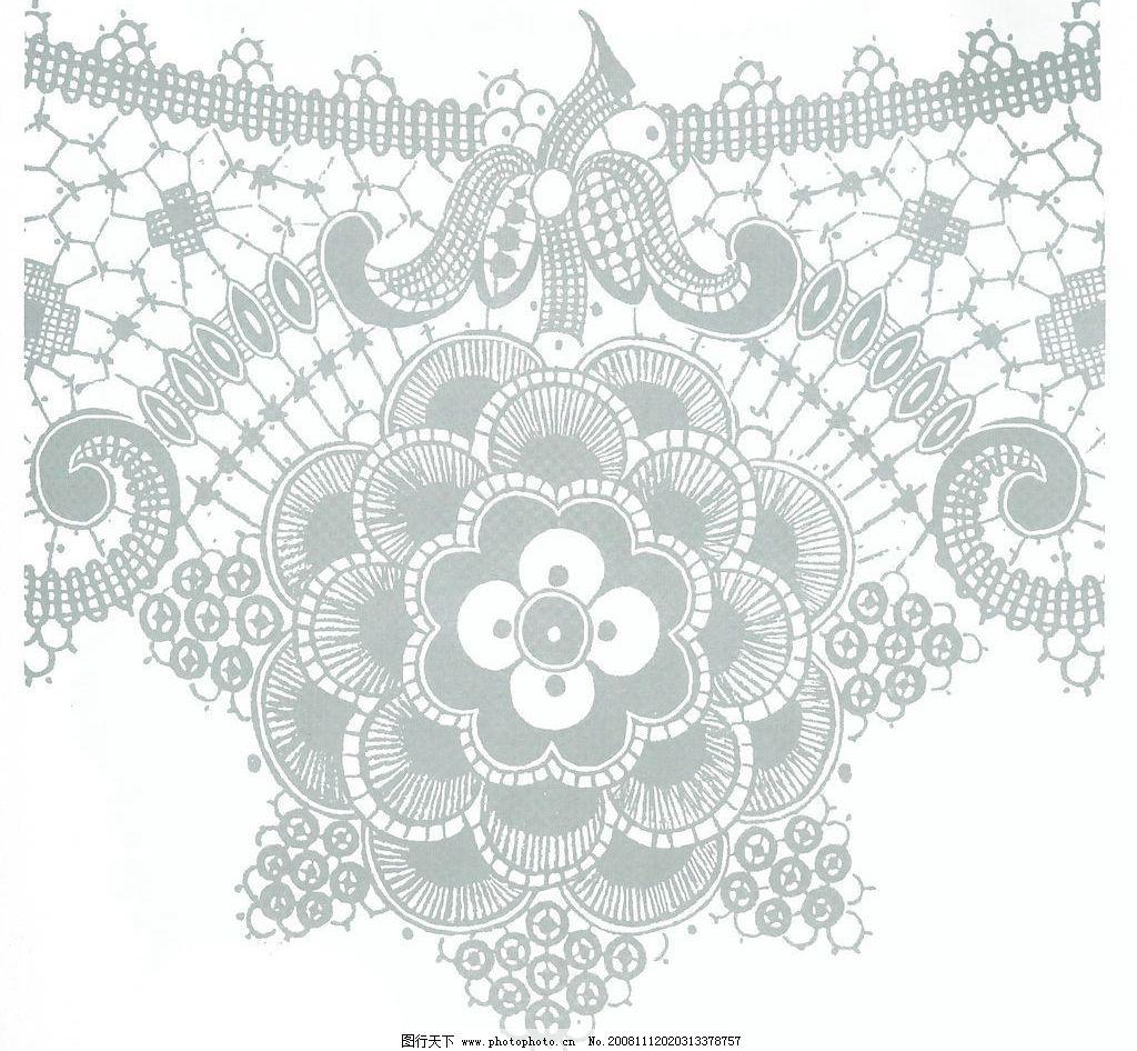 蕾丝 蕾丝纹理 图案 蕾丝结构 花纹 底纹边框 花边花纹 设计图库 72