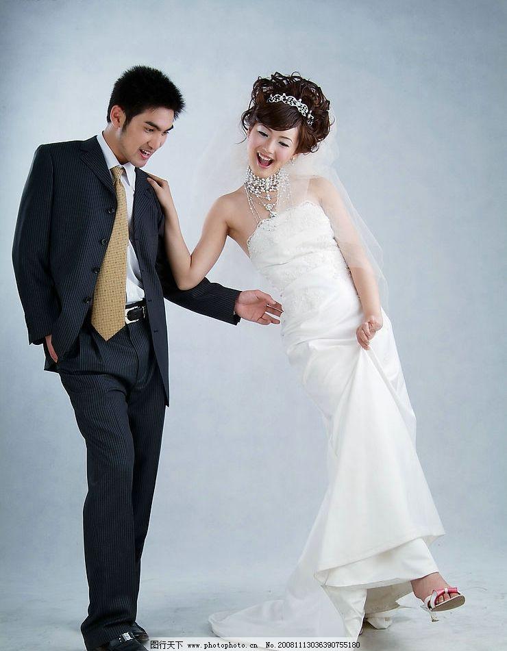 婚纱 美女 帅哥 新娘 幸福 新郎 漂亮 人物图库 人物摄影 摄影图库 72