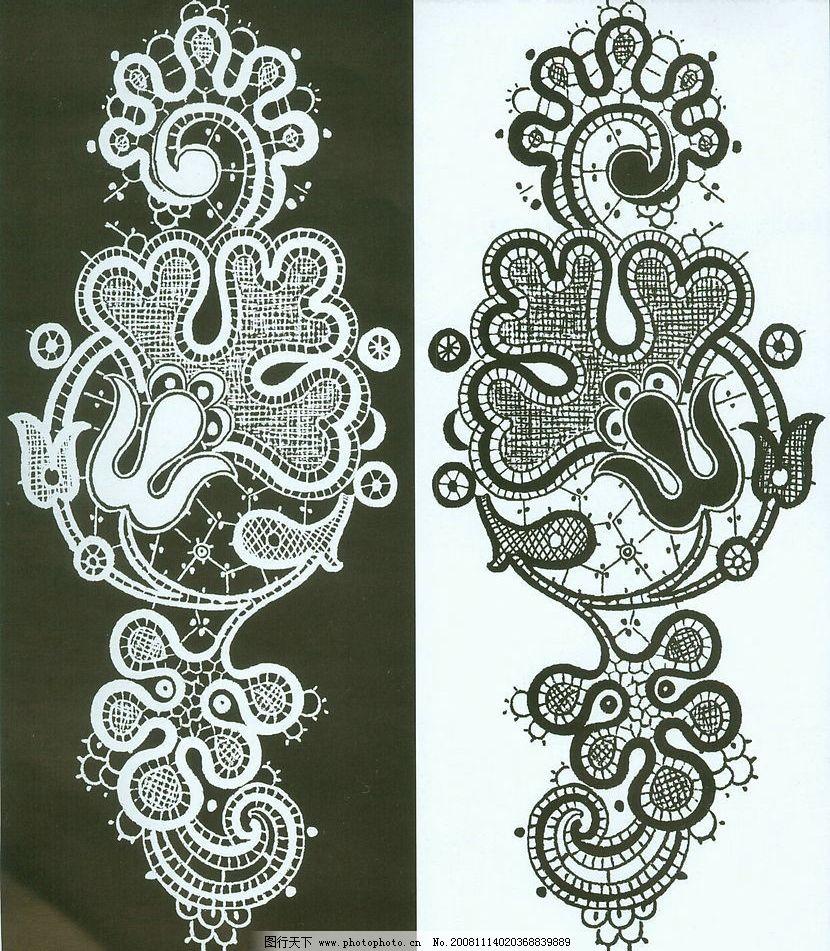 蕾丝 蕾丝纹理 图案 蕾丝结构 花纹 底纹边框 花边花纹 设计图库 200d