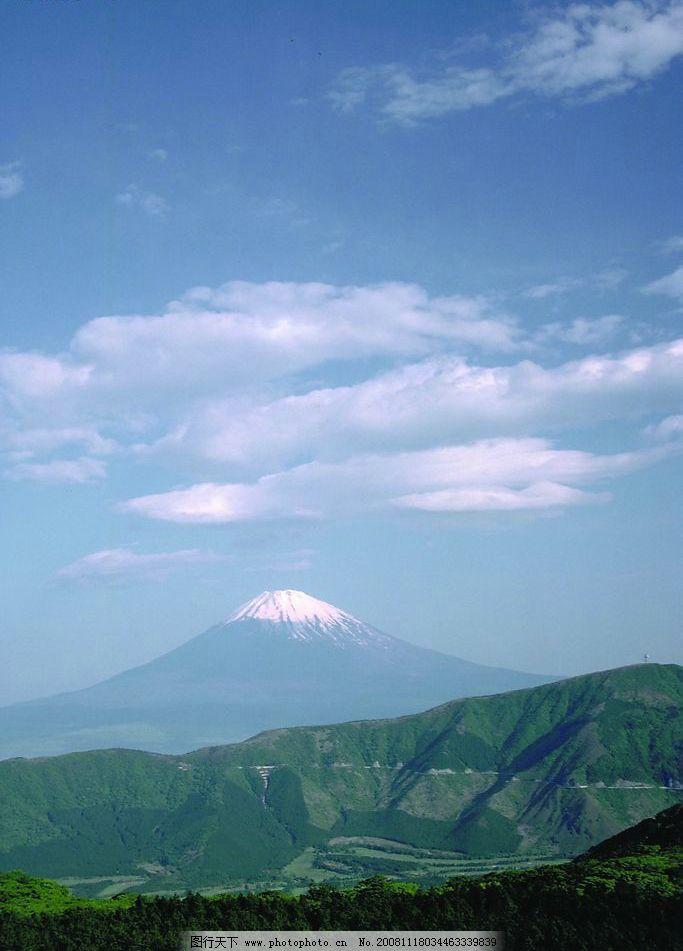 雪水 树木 树林 森林 原始森林 天空 蓝天白云 自然景观 山水风景