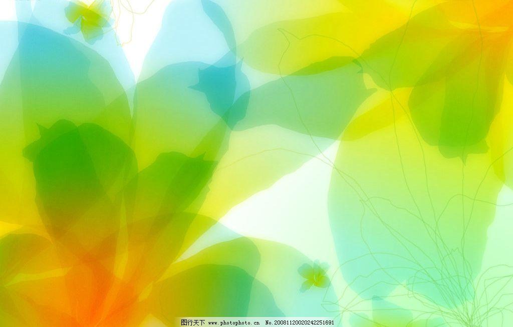 背景 壁纸 绿色 绿叶 树叶 植物 桌面 1024_654