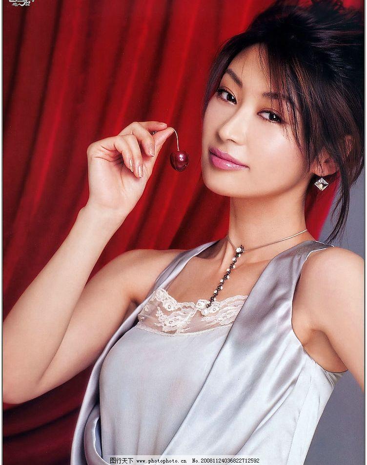 高雅美女 高雅 气质 樱桃 女明星 珠宝 时尚 人物图库 女性女人 摄影