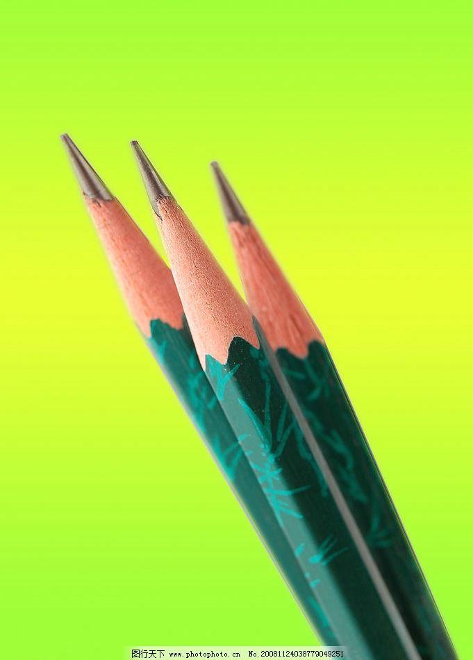 铅笔 美术 绘画 长城铅笔 木制品 文化艺术 美术绘画 摄影图库 300dpi