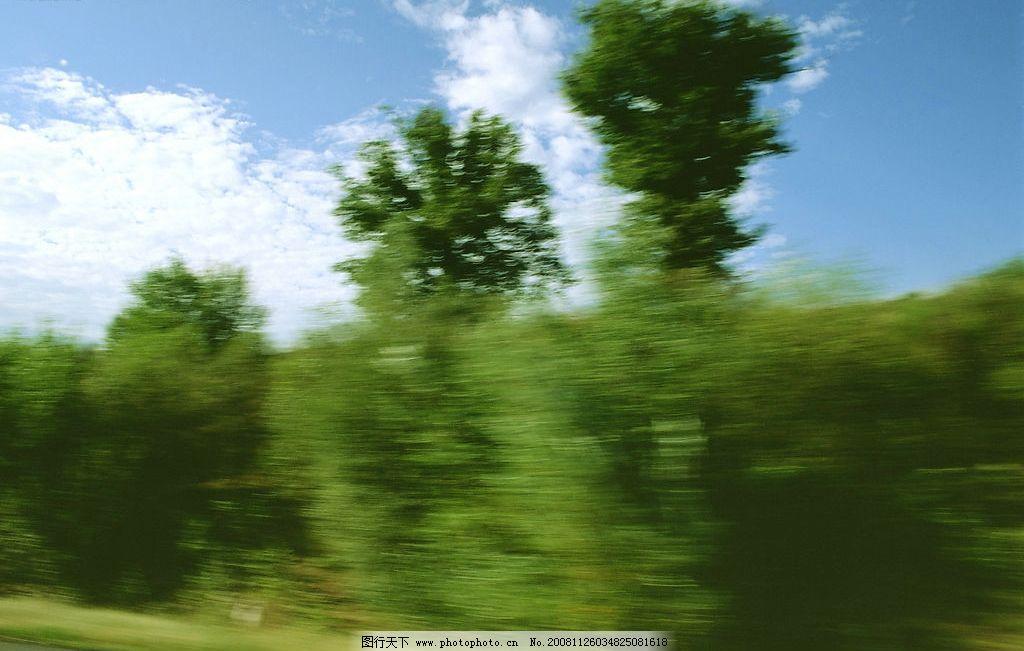 乡间小路图片_自然风景_自然景观_图行天下图库