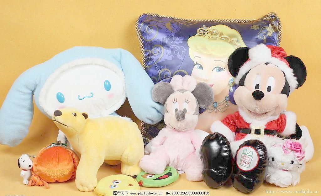 家居生活 米老鼠 摄影图库 生活百科 玩具 玩具熊 高清玩具图片素材