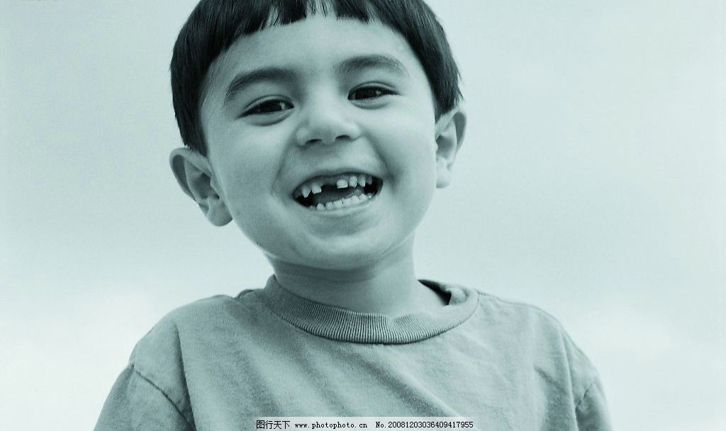 笑脸 外国小男孩的笑脸 人物图库 儿童幼儿 摄影图库 72dpi jpg