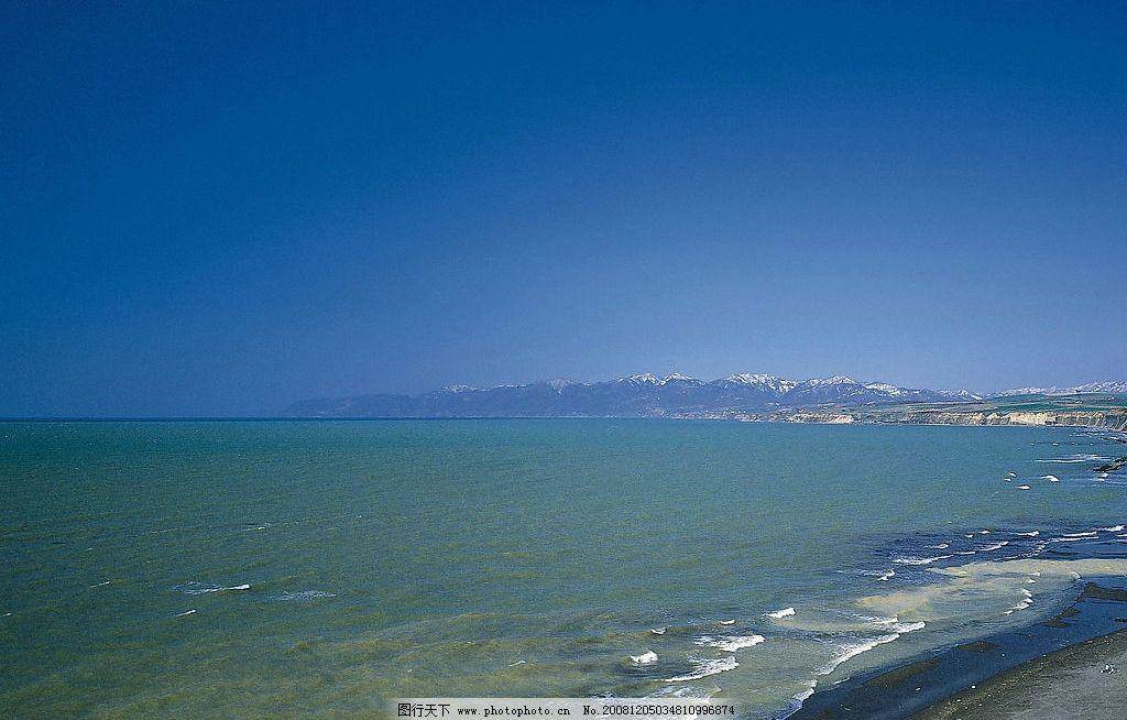 天空海景图片 海面 自然风光 自然景观 山水图片 海景 天空 蓝天 海滩