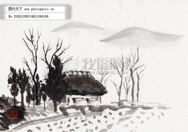 设计图库 高清素材 自然风景    上传: 2008-12-6 大小: 3.