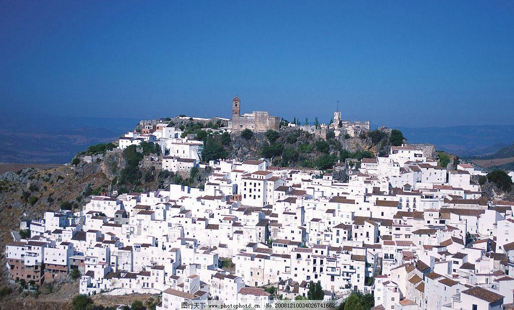 地中海风景图片