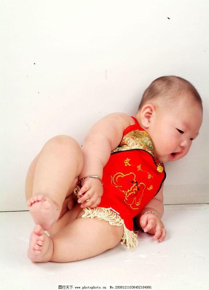 宝宝 儿童摄影 可爱的宝宝