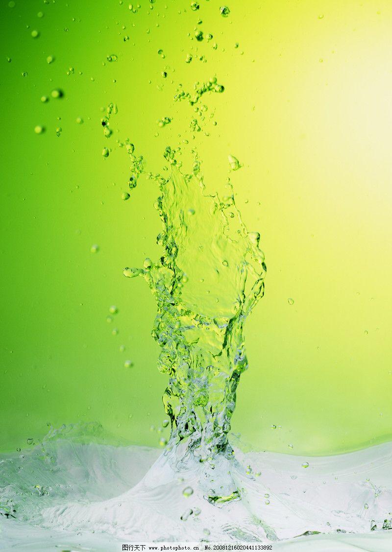 水的灵动0027_边框相框_底纹边框_图行天下图库