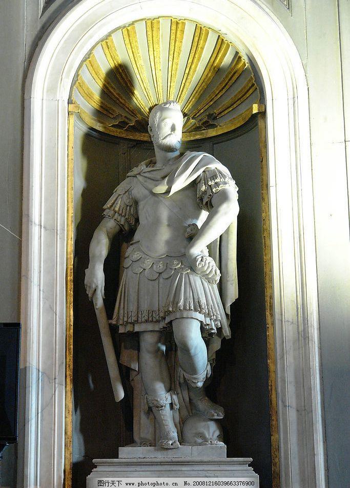 意大利雕塑图片