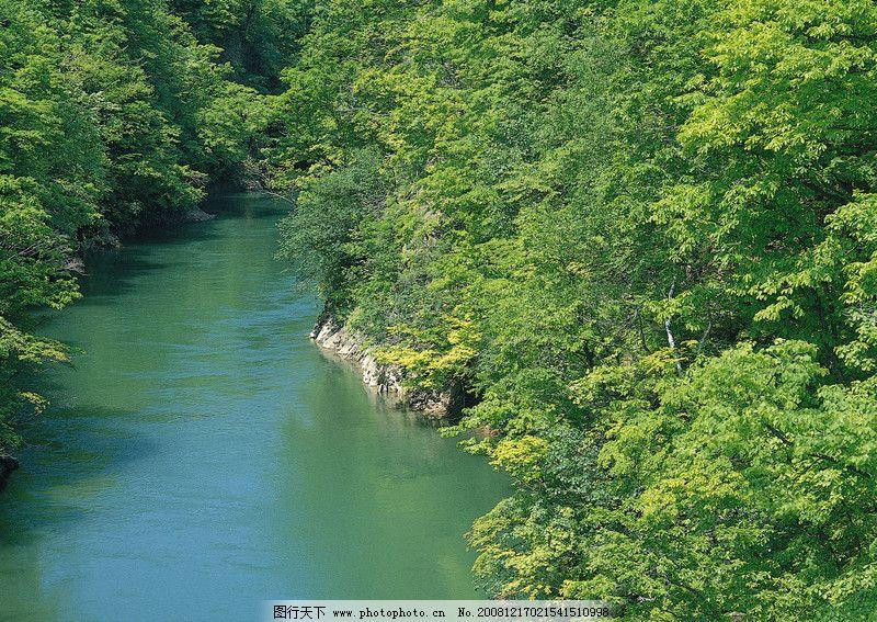 四季景观0222,自然风景-图行天下图库