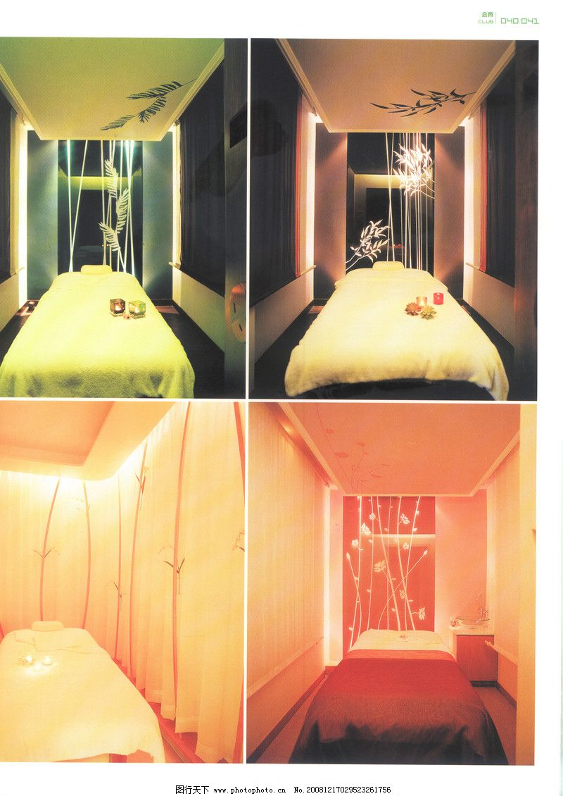 亚太室内设计年鉴2007会所酒店展示0022