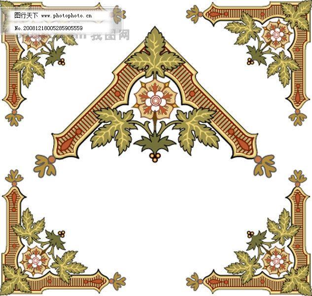 板报花边 边框 边框花纹 底纹 古典边框 古典花纹 黑板报边框 花边