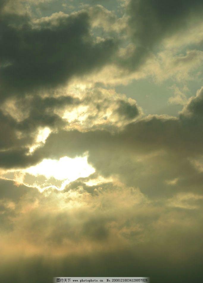 天空云 云朵 旅游摄影 自然风景 摄影图库
