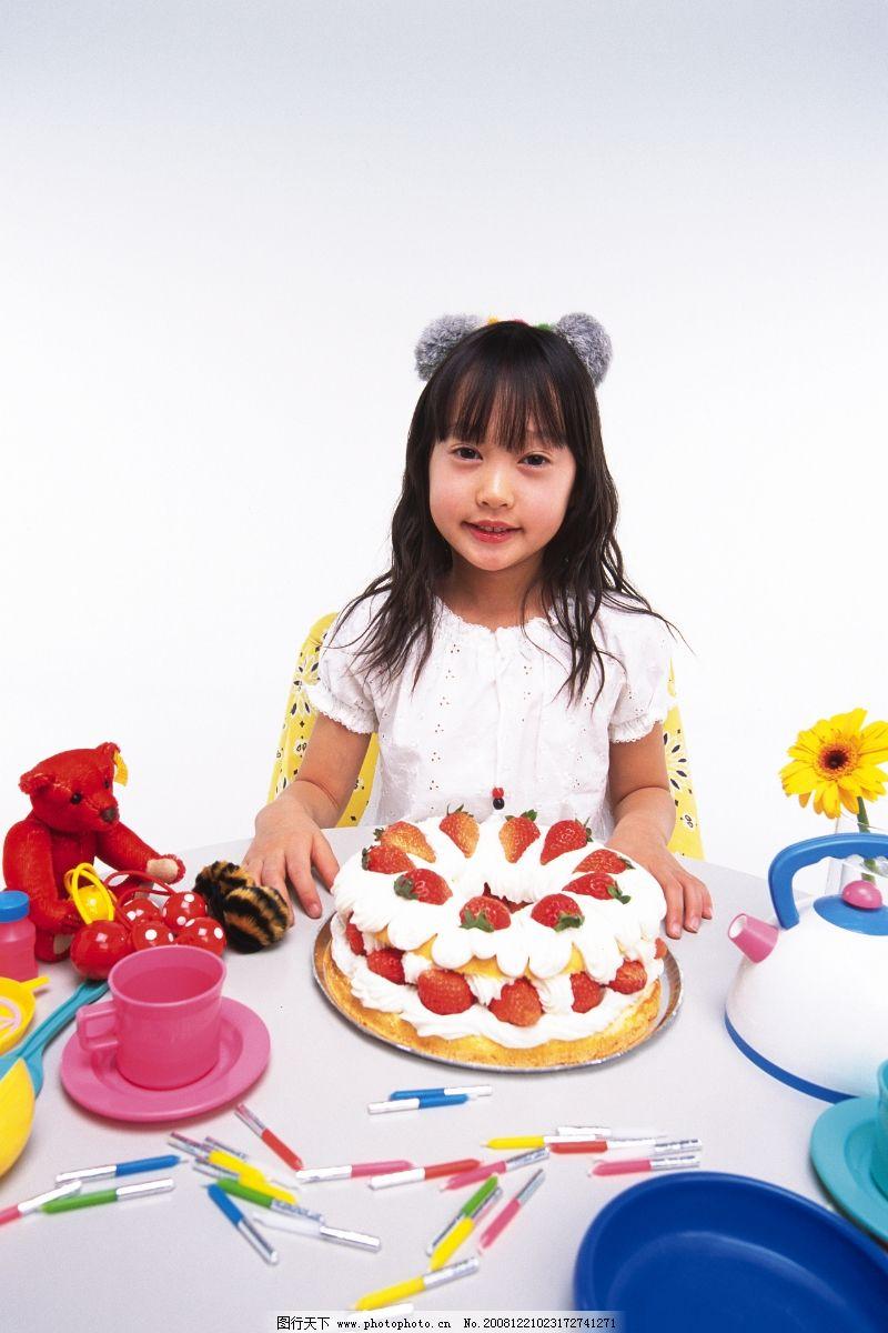温馨可爱孩子图片