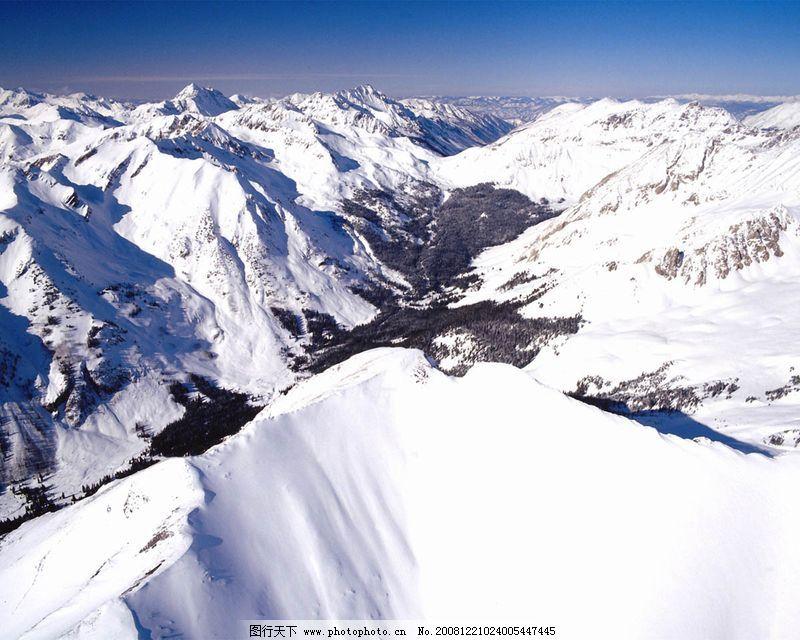 湖南邵阳下雪的风景图