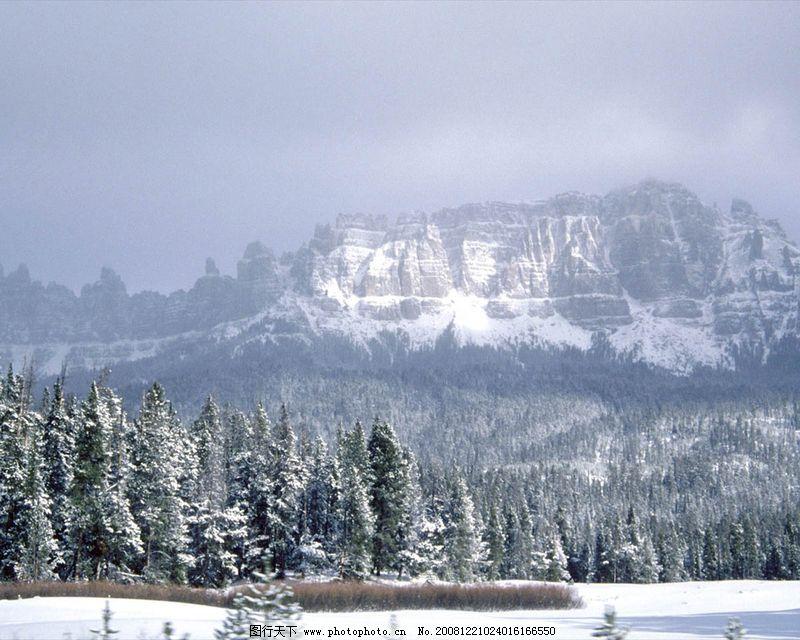 雪铺大地0073 自然风景