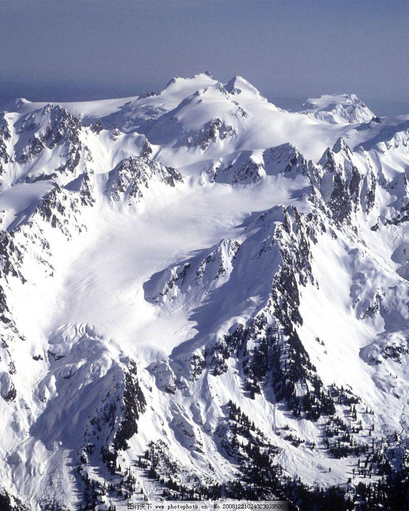 雪铺大地0101 自然风景